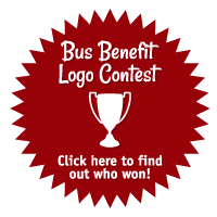 Bus Benefit Logo Contest